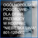 link do strony: www.niebieskalinia.info